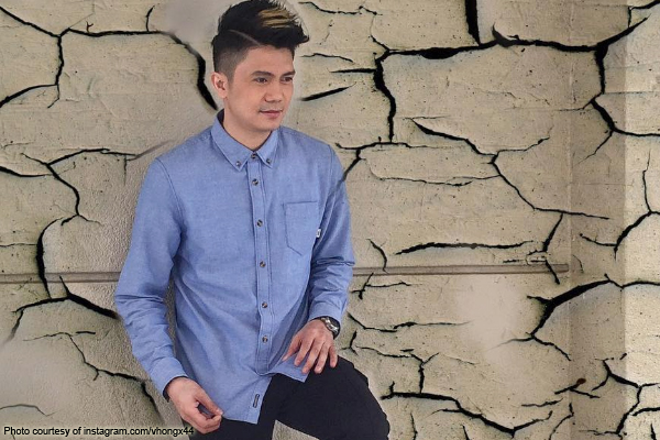Vhong Navarro Can T Get Married Something S Getting In The Way Getzmo