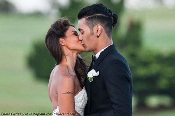 Tricia Centenera looks back on her failed marriage with