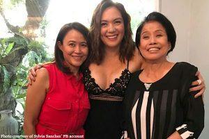 Sylvia Sanchez, flattered nang sabihan ni Roselle Monteverde na siya ang Meryl Streep ng Pilipinas